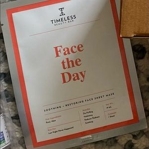 Face the day mask